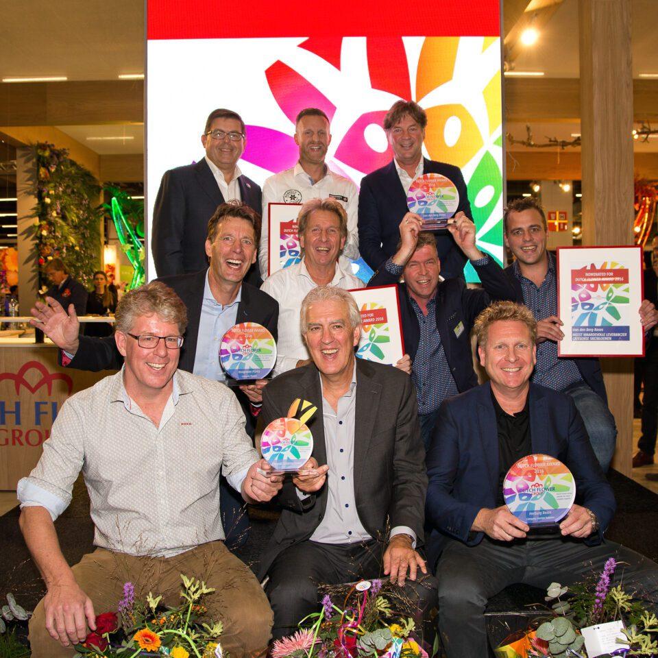 20161104_winnaars Dutch Flower Awards en PPR 2016_FOTO
