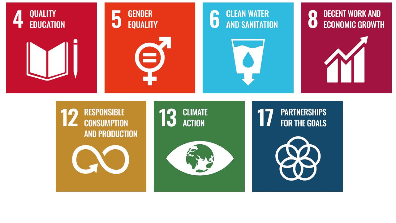 SDG's voor website