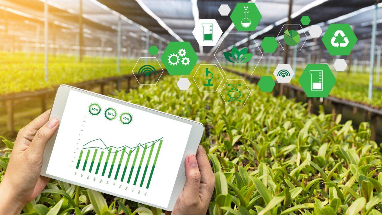 Sustainable reporting voor website