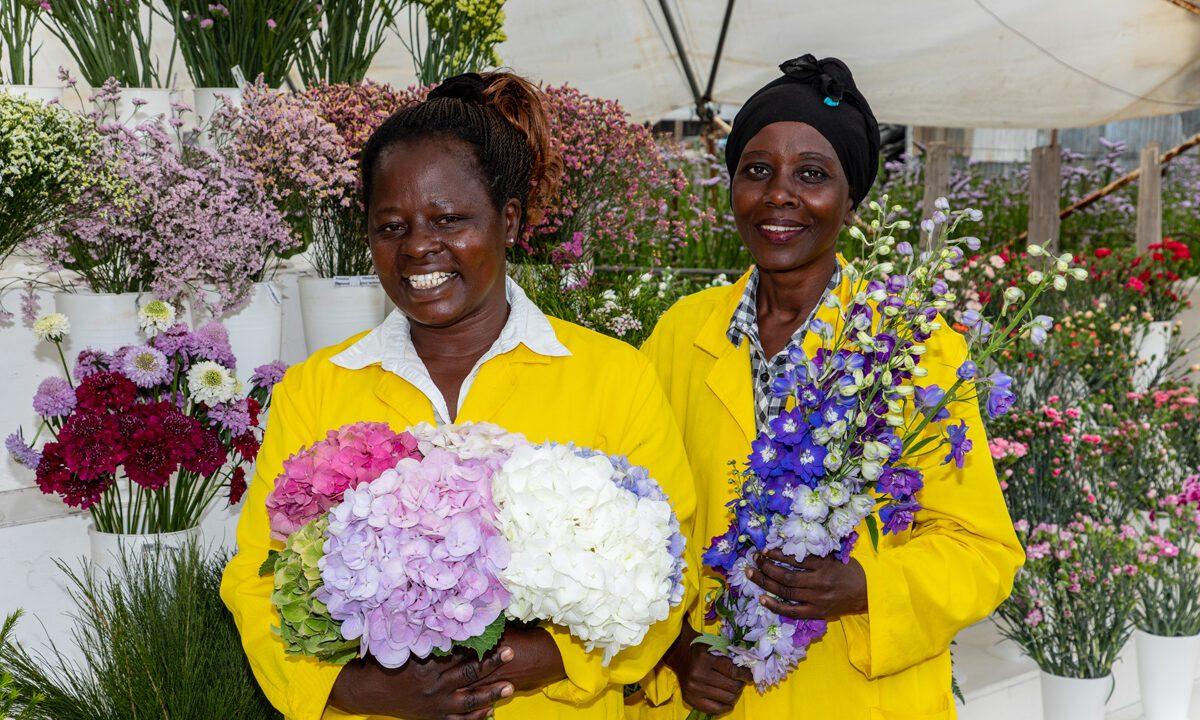 Fotografie fotomel DFG Kenia 2018